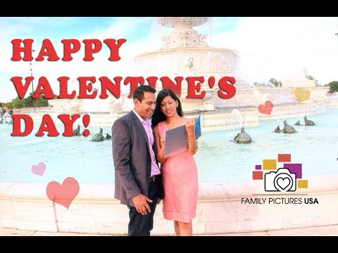 Happy Valentine's Day from Family Pictures USA!