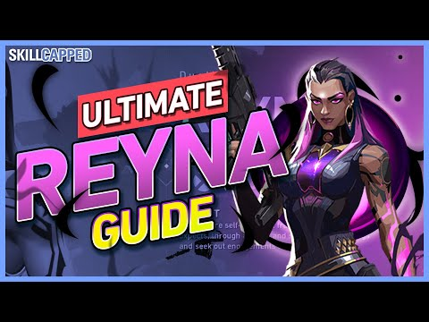 The ULTIMATE PRO REYNA GUIDE! ft. TenZ, Aceu, and Mendo