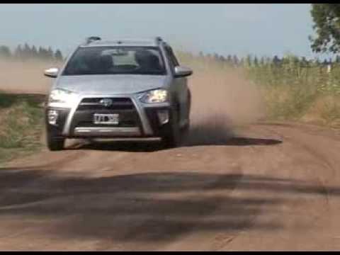 Toyota Etios Cross – Test – Martín Sacán
