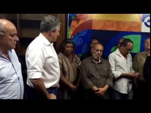 João Leite agradece apoio de lideranças históricas do PSB