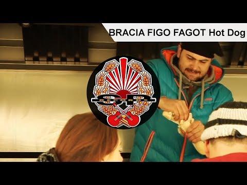 Tekst piosenki Bracia Figo Fagot - Hot Dog po polsku