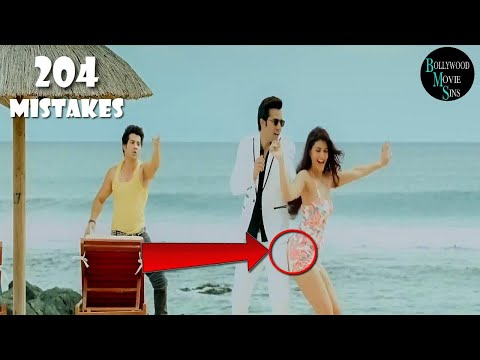 [EWW] EVERYTHING WRONG WITH JUDWAA 2 FULL MOVIE (204) MISTAKES FUNNY MISTAKES JUDWAA 2