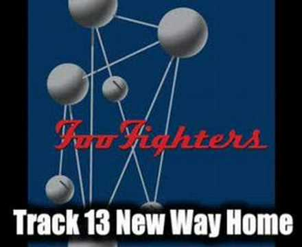 Tekst piosenki Foo Fighters - New way home po polsku