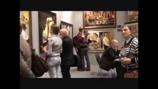 "The International fair of contemporary art ""Art Manege 2009"", Moscow."