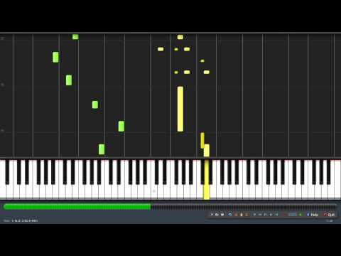 Disney Piano Tutorials – One Last Hope from Hercules