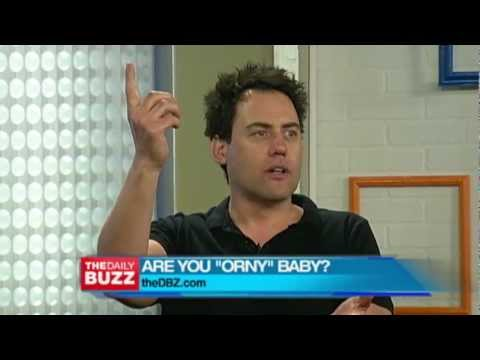 Comedian Orny Adams Stops by The Daily Buzz