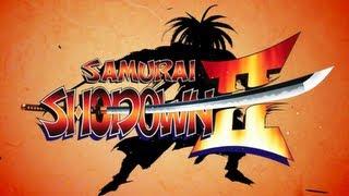 SAMURAI SHODOWN II YouTube video