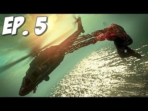 gusk8 - Activision Radical Entertainment Aventura / Ficção Científica Lançamento: 24 Jul, 2012 ESRB: Adulto Plataformas: PC X360 PS3 Protoype 2 - Salvation - Ep 5 Vi...