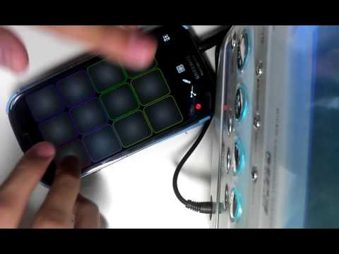 Video of My Drum Pad