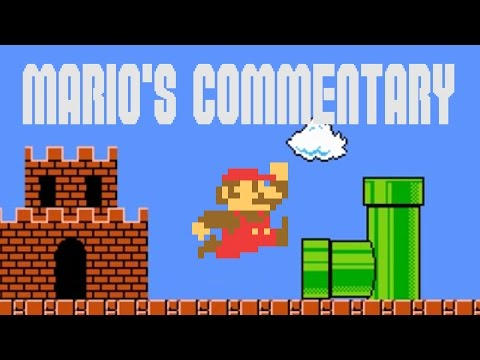 Super Mario Bros 30th Anniversary Mario Reflects On His