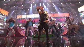 Pink - Raise Your Glass (American Music Awards 2010) HDTV 720p
