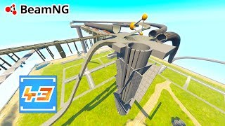 Welcome back to another episode of BeamNG Drive stress test! In this BeamNG Drive crashes video, I check out an Extreme Testing custom map! A community creation that looks awesome! Want more BeamNG Drive?  If you want to become a Team 43 Member and be notified when I post a new video, MAKE SURE TO SUBSCRIBE!: https://goo.gl/M1F1GOMERCH.....https://represent.com/store/olli43Twitter......................►https://twitter.com/ollihullFacebook.................►http://facebook.com/olli43ytInstagram................►http://instagram.com/olli43ytWebsite....................►http://olli43.comSubreddit.................►http://reddit.com/r/olli43