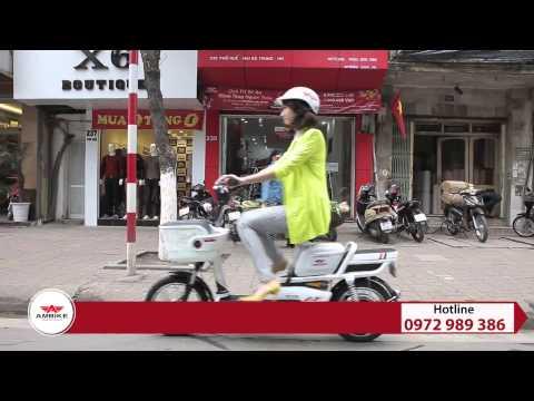 Lì xì 1 triệu đồng cho khách mua xe đạp điện Ambike