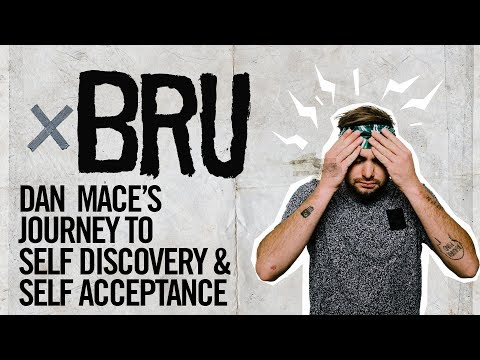 🔴 Journey Of Self Discovery & Acceptance—Dan Mace Interview