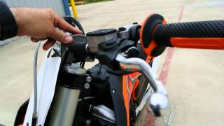 9. $8,749 2014 KTM 350SXF Overview