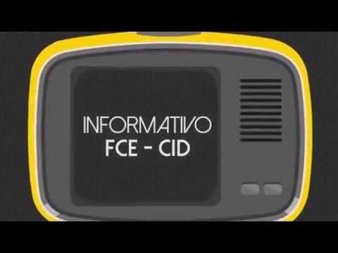 Informativo FCE - CID. Enero 2016.