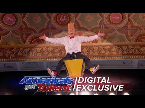 Most Dangerous Acts of AGT Season 12 - America's Got Talent 2017 (видео)
