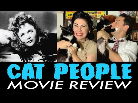 Cat People (1942) - Movie Review