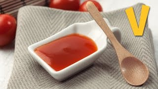 "Chinese"" sweet and sour sauce - Recipe by The Vegan Corner - YouTube"