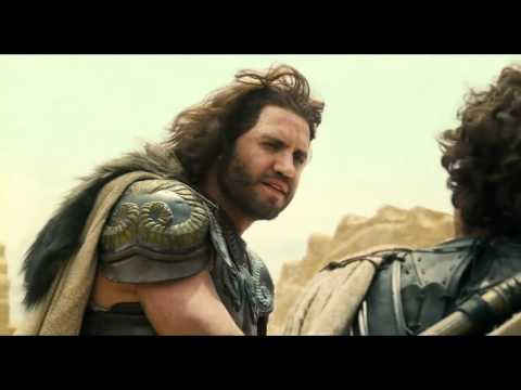 ares - Perseus (Sam Worthington) and Ares (Edgar Ramirez) fight in this action packed clip from the 'Wrath of the Titans'. Find out what's next on http://www.hitfix...