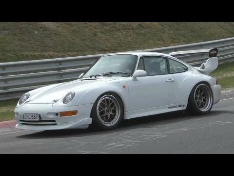 Porsche 993 RSR on Nürburgring + Onboard Footage!