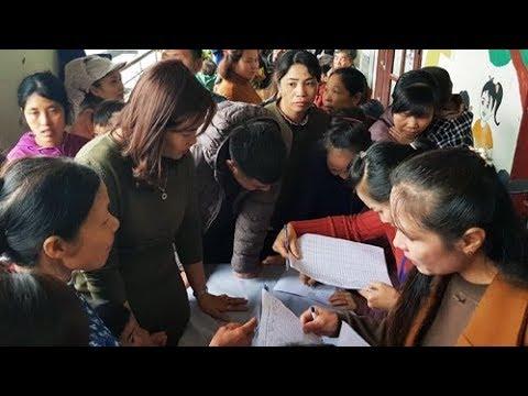 Vụ hàng trăm học sinh nhiễm sán lợn ở Bắc Ninh, cả giáo viên cũng bị nhiễm, lãnh đạo trường nói gì? - Thời lượng: 13 phút.