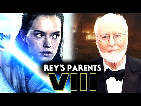 Star Wars Rey's Parents! John Williams Does Not Agree (The Last Jedi)