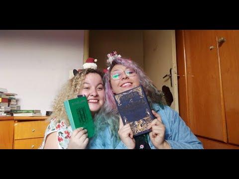 #Especial Fim de Ano l Abertura Maravilhosa + Natal Harry Potter com uma convidada Maravilhosa