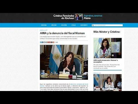 Mort du procureur Nisman: la présidente argentine dénonce un complot