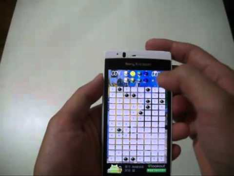 Video of Minesweeper