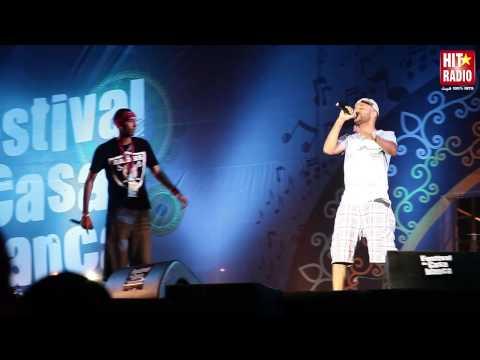 REPORTAGE LIVE DU CONCERT DE MASTA FLOW AU FESTIVAL DE CASA - 24 AOUT 2013