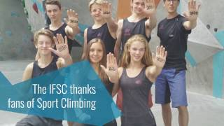 10 Years IFSC ! by International Federation of Sport Climbing