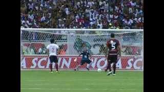 Vídeo dos gols de Bahia 1 x 5 Vitória - 07/04/13 - (Inauguração Fonte Nova) partida válida pela 4ª rodada da 2ª fase (13ª rodada no geral) do Campeonato ...