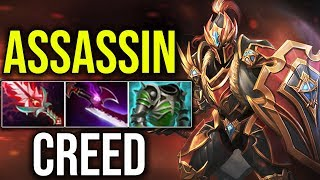 Video [Dragon Knight] ASSASSIN'S CREED BUILD (Silver Edge) By Meracle 7.18 Gameplay | Dota 2 Highlights MP3, 3GP, MP4, WEBM, AVI, FLV Juli 2018
