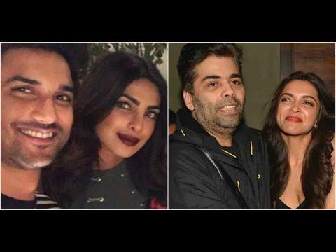 Sushant Speaks About Deepika & Priyanka | Deepika