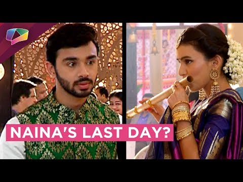 Meghna Lies To Kunal | Naina's Last Day In Chauhan