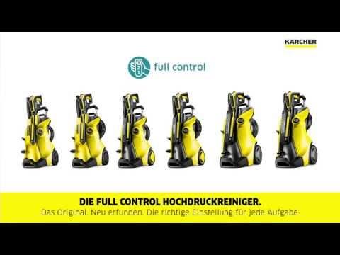 Kärcher Hochdruckreiniger K4 Full Control