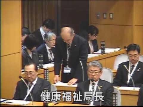 2019年第5回川崎市議会定例会での質問(動画)
