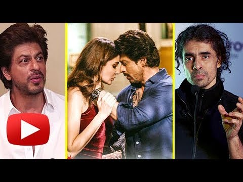Shahrukh Khan And Imtiaz Ali REACT On Jab Harry Me