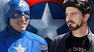 Video Captain America: Civil War - The Avengers Pick Teams MP3, 3GP, MP4, WEBM, AVI, FLV September 2018