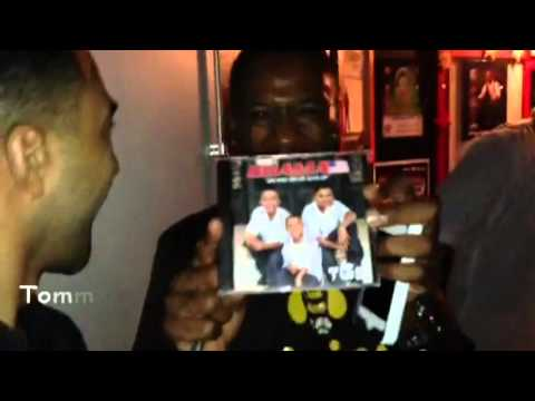 Tommy Davidson Shout Out to TGB (The Gore Boyz)