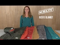 Kelty Bestie Blanket - video 1