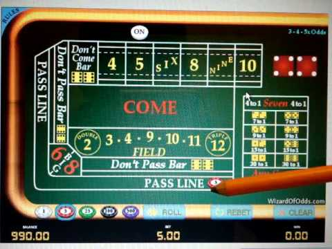 Learn Casino Craps Quick Start for Beginners