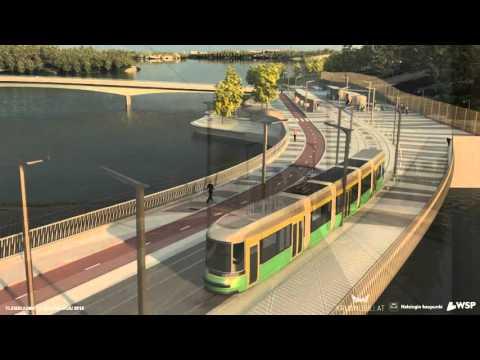 Авто здесь не место: три моста в Финляндии отдадут трамваям, пешеходам и велосипедистам - Центр транспортных стратегий