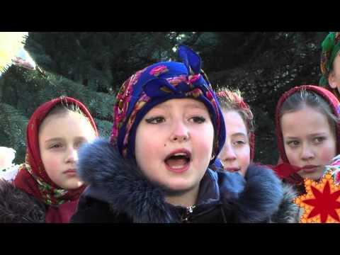 """""""Різдвяний вертеп"""". Учні Рівненського НВК №26"""