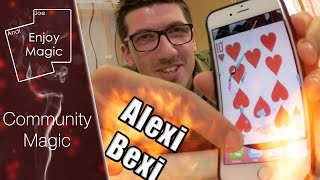 Nonton Alexi Bexi Verzaubert Mit Einem Iphone Kartentrick    Community Magic    Enjoy Magic    Film Subtitle Indonesia Streaming Movie Download