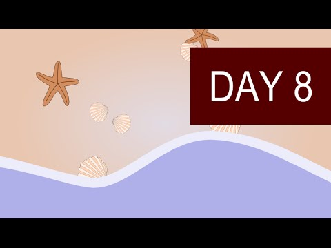 Guided Visualization Meditation for Stress Relief and Relaxation – Day 8
