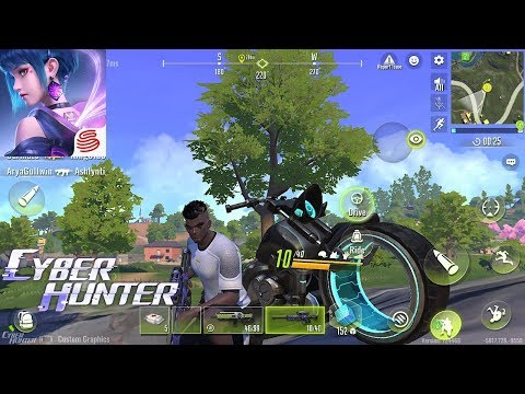 *NEW* Cyber Hunter Battle Royale | Full Gameplay | Ios/Android