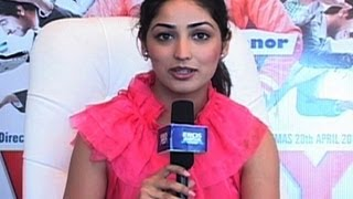 Yaami Gautam on Vicky Donor!