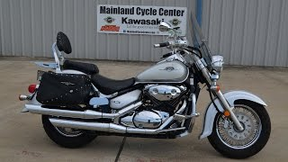 7. $3,499:  For Sale Pre Owned 2007 Suzuki Boulevard C50 Overview and Review